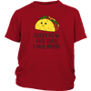 I Fall Apart Youth T-Shirt