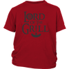 Lord Of The Grill Youth T-Shirt