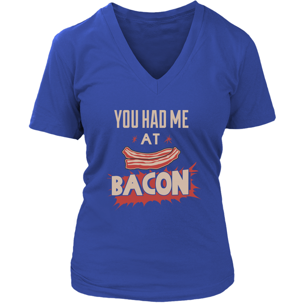 Bacon Ladies T-Shirt
