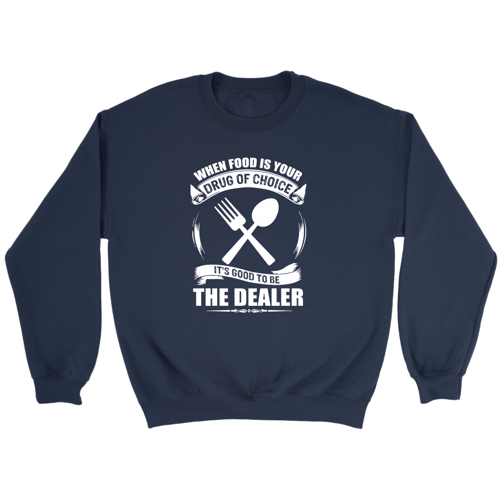 Food Dealer Crew Sweatshirt