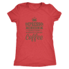 Depresso Ladies T-Shirt