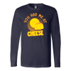 Cheese Long Sleeve T-Shirt
