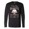 Big Bundts Long Sleeve T-Shirt