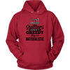 Quilters Aren't Greedy Hooded Sweatshirt