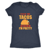 Feed Me Tacos Ladies T-Shirt