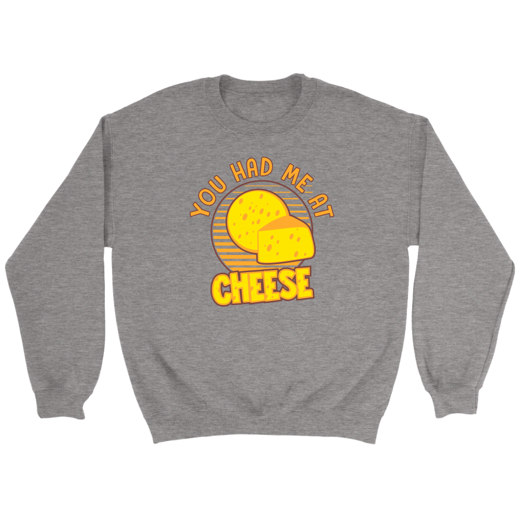 Cheese Crew Sweatshirt