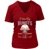 Big Bundts V-Neck T-Shirt
