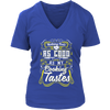 Nothing Feels As Good As My Cooking Tastes V-Neck T-Shirt