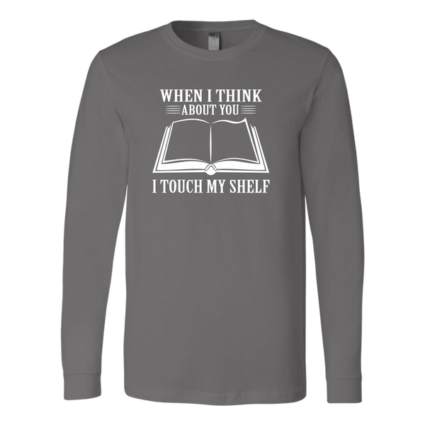 When I Think About You Ladies T-Shirt