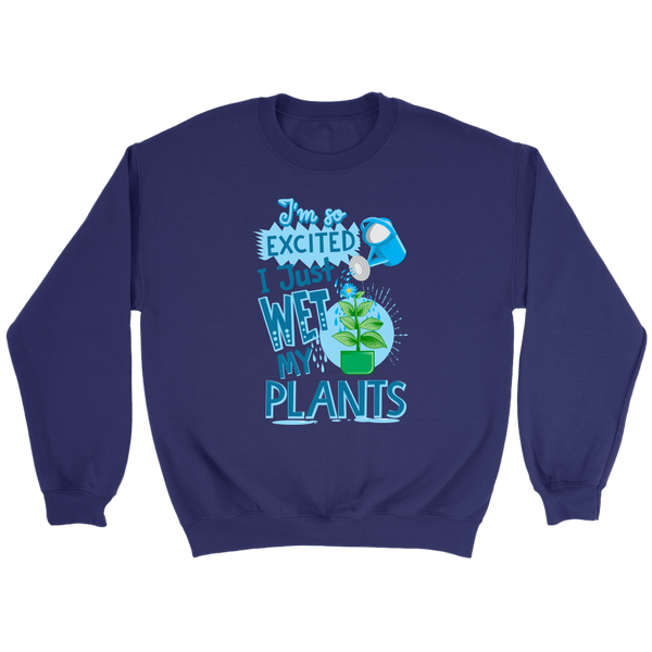 Wet Plants Crew Sweatshirt