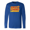 Empty Carbs Long Sleeve T-Shirt