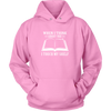 When I Think About You Hooded Sweatshirt