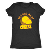 Cheese Ladies T-Shirt