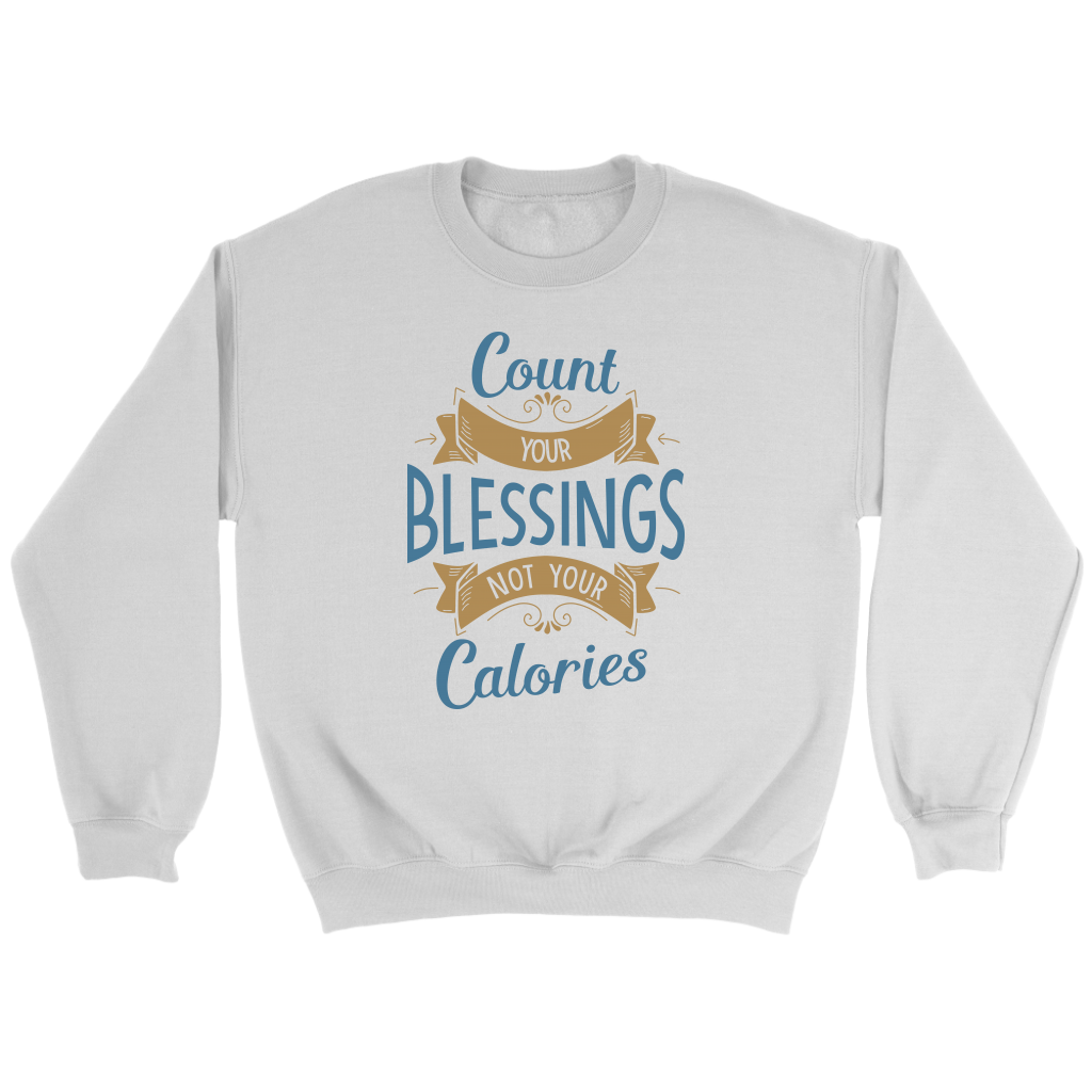 Count Your Blessings Crew Sweatshirt