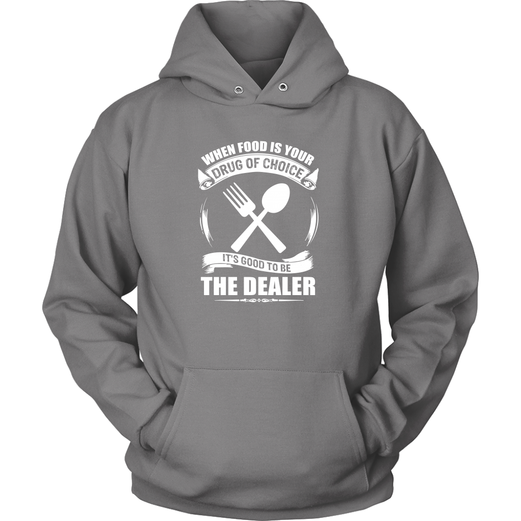 Food Dealer Hooded Sweatshirt