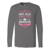 Keep Calm Grandma Long Sleeve T-Shirt