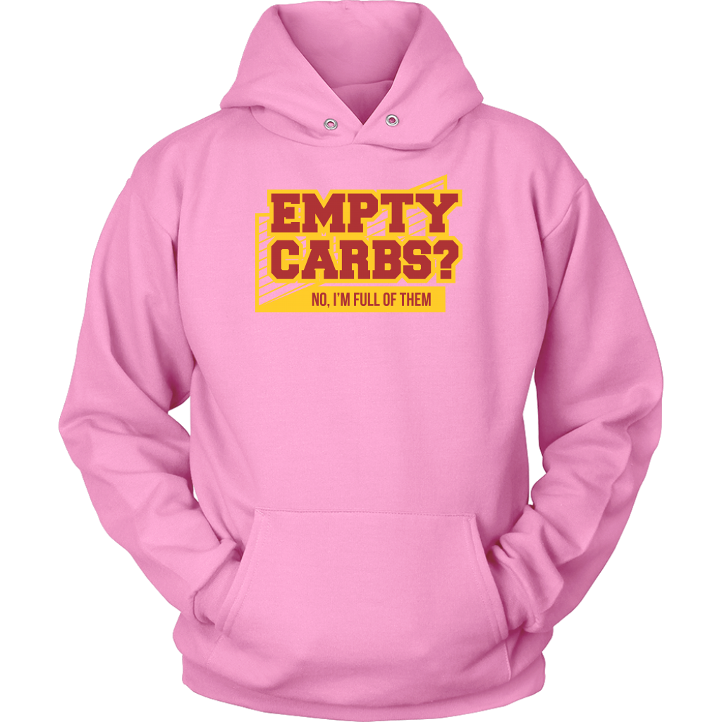 Empty Carbs Hooded Sweatshirt