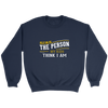 Help Me Be The Person Sweatshirt