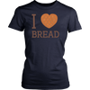 I Heart Bread T-Shirt
