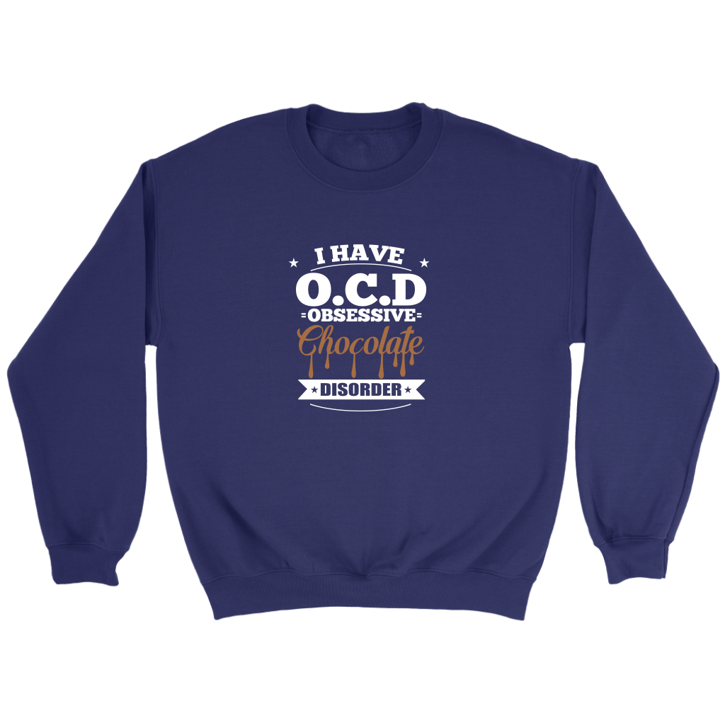 O-C-D Chocolate Crew Sweatshirt