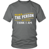 Help Me Be The Person T-Shirt