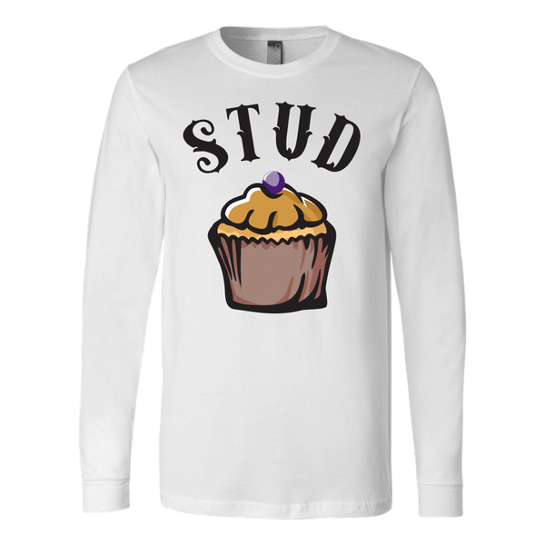 Stud Muffin Long Sleeve T-Shirt