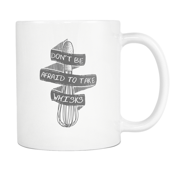 Take Whisks Mug