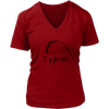 T is for Taco V-Neck T-Shirt