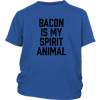 Bacon Is My Spirit Animal Youth T-Shirt