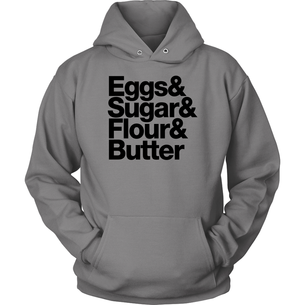 Baking Essentials Hooded Sweatshirt