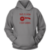 How I Cut Carbs Hooded Sweatshirt