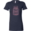 That's My Jam Ladies Fitted T-Shirt