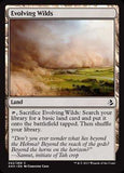 Evolving Wilds - Magic The Gathering - Singles - - Dice Bag Games