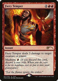 Fiery Temper - Magic The Gathering - Singles - - Dice Bag Games