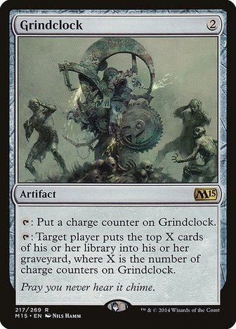 Grindclock - Magic The Gathering - Singles - - Dice Bag Games