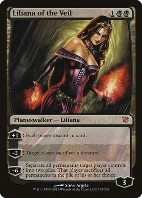 Liliana of the Veil - Magic The Gathering - Singles - - Dice Bag Games