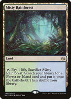 Misty Rainforest - Magic The Gathering - Singles - - Dice Bag Games