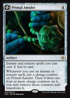 Primal Amulet // Primal Wellspring - Magic The Gathering - Singles - - Dice Bag Games
