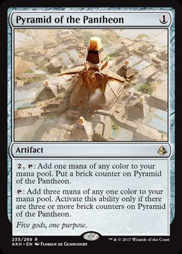Pyramid of the Pantheon - Magic The Gathering - Singles - - Dice Bag Games