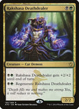 Rakshasa Deathdealer - Magic The Gathering - Singles - - Dice Bag Games