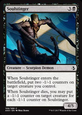 Soulstinger - Magic The Gathering - Singles - - Dice Bag Games