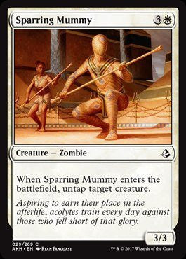 Sparring Mummy - Magic The Gathering - Singles - - Dice Bag Games