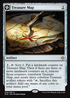 Treasure Map - Magic The Gathering - Singles - - Dice Bag Games