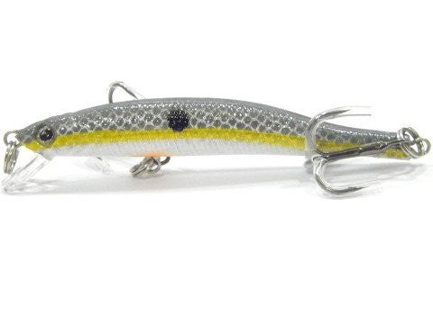 Shallow Water Minnow Jerkbait BSS662