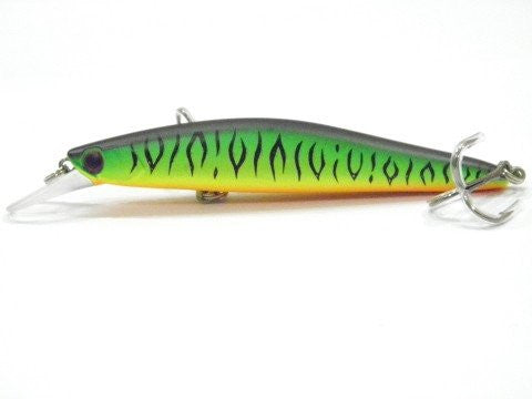 Shallow Water Minnow Jerkbait BSS673