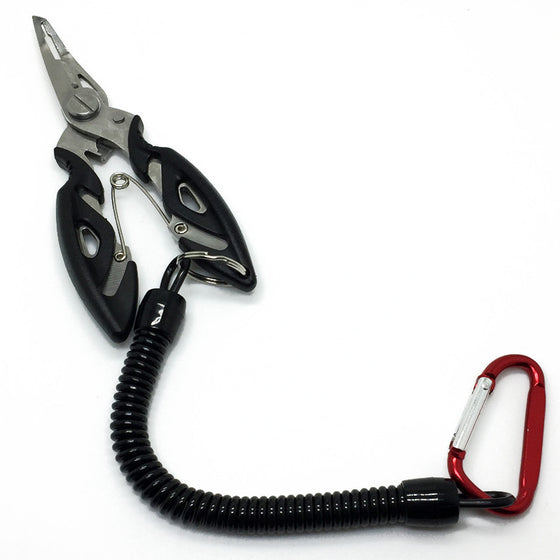 Bass Smasher Multi-Use Fishing Pliers