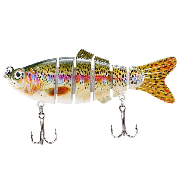 6-Segment Swimbait BSS001