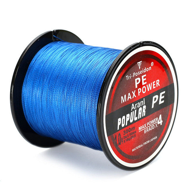 Braided Line (300 Meters / 330 Yards)
