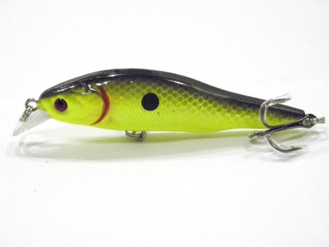 Shallow Diving Wide Wobble Jerkbait BSS597