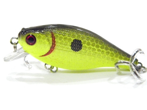 Shallow Diving Slow Moving Crankbait BSS547